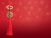 Fondo chino del Año Nuevo Imagen de archivo libre de regalías