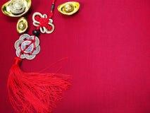 Fondo chino del Año Nuevo con el espacio de la copia Fotografía de archivo libre de regalías
