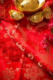 Fondo chino del festival del Año Nuevo Foto de archivo libre de regalías