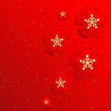 Fondo chino oriental del Año Nuevo