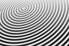 Fondo circular abstracto Fotografía de archivo