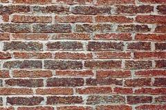 Fondo clásico de la pared de ladrillo O textura clásica de la pared de ladrillo fotografía de archivo