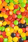 Fondo clasificado del caramelo duro Fotografía de archivo