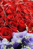 Fondo color de rosa del rojo Fotos de archivo libres de regalías