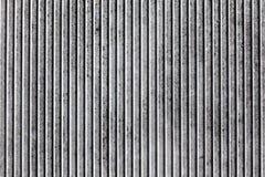 Fondo di alluminio sporco Fotografia Stock Libera da Diritti