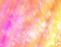 Fondo colorato con le gocce brillanti di acqua immagini stock libere da diritti
