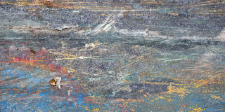 Fondo colorato di legno Fotografia Stock Libera da Diritti