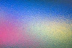 Fondo colorato primario strutturato Fotografia Stock