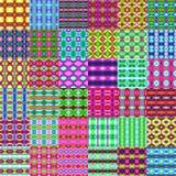 Fondo coloreado de los trapos Imagen de archivo libre de regalías