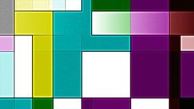 Fondo coloreado del extracto de la teja Fotografía de archivo libre de regalías