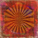 Fondo coloreado del grunge Imágenes de archivo libres de regalías
