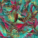 Fondo coloreado extracto de la pintada libre illustration