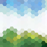 Fondo coloreado para su diseño Foto de archivo libre de regalías