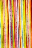 Fondo coloreado rayado Imágenes de archivo libres de regalías