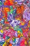 Fondo colorido abstracto Imagen de archivo libre de regalías