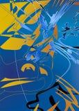 Fondo colorido abstracto Imagen de archivo