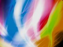 Fondo colorido abstracto de las luces Fotos de archivo