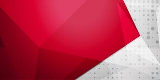 Fondo colorido abstracto, estilo polivinílico bajo geométrico Imágenes de archivo libres de regalías