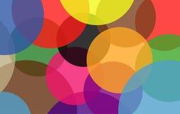 Fondo colorido abstracto. Vector. Fotos de archivo