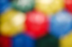 Fondo colorido borroso, abstracto Foto de archivo libre de regalías