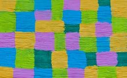 Fondo colorido de la pared Imágenes de archivo libres de regalías