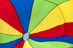 Fondo colorido de la tela Fotografía de archivo libre de regalías
