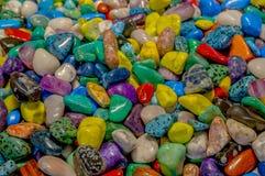 Fondo colorido de las rocas Fotos de archivo libres de regalías