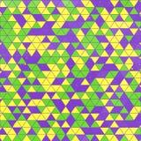 Fondo colorido de Mardi Gras del vector EPS10 Foto de archivo