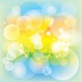 Fondo colorido del bokeh Imágenes de archivo libres de regalías