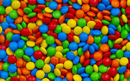 Fondo colorido del caramelo Imagenes de archivo
