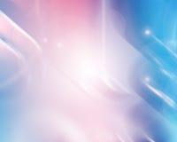 Fondo colorido del efecto luminoso, ilustración Foto de archivo libre de regalías