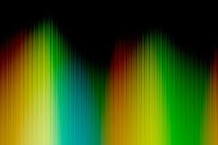 Fondo colorido del espectro Fotos de archivo