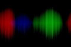 Fondo colorido del espectro Foto de archivo