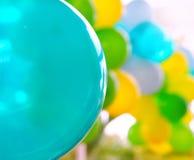 Fondo colorido del modelo del fondo del globo fotografía de archivo