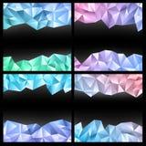 Fondo colorido del mosaico Foto de archivo libre de regalías