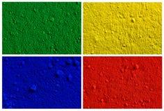 Fondo colorido del polvo del od de la colección Imagen de archivo libre de regalías