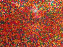 Fondo colorido del punto Fotografía de archivo libre de regalías
