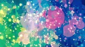 Fondo colorido del stardust libre illustration