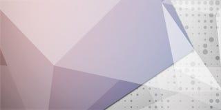 Fondo colorido del triángulo del extracto colorido abstracto del fondo Imagenes de archivo