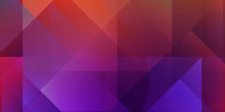 Fondo colorido del triángulo del extracto colorido abstracto del fondo Imagen de archivo