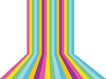 Fondo colorido del vector Fotografía de archivo