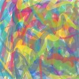 Fondo colorido dinámico Imagen de archivo libre de regalías