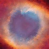 Fondo colorido. Ejemplo del vector Fotos de archivo