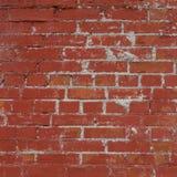 Fondo colorido envejecido de la pared de ladrillo Imagen de archivo libre de regalías