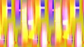 Fondo colorido 4K del movimiento almacen de video
