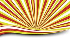 Fondo colorido para hacer publicidad Stock de ilustración