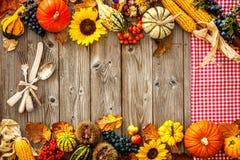 Fondo colorido para Halloween y la acción de gracias Imágenes de archivo libres de regalías
