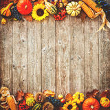 Fondo colorido para Halloween y la acción de gracias Fotos de archivo libres de regalías