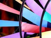 Fondo colorido redondo Imágenes de archivo libres de regalías