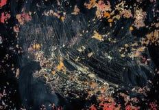 Fondo Colourful dell'immagine di progresso di arte moderna Fotografia Stock Libera da Diritti